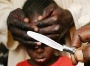 FGM cannot be accepted but traditional circumcision causes death and mutilation