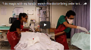 WATCH: A trauma team on the battlefield of the Cape Flats
