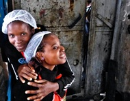 Young women and girls remain the most vulnerable