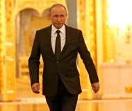 'Gunslinger' Putin and other world leaders receive research scrutiny