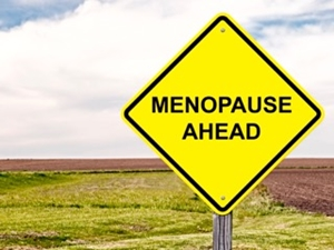Caution - Menopause Ahead