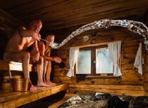 Sauna benefits akin to those of medium-intensity exercise