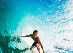 Regular surfers more likely to carry antibiotic resistant E. coli