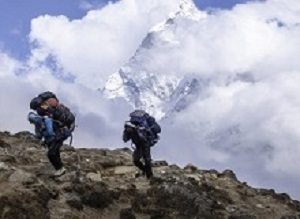 World's highest ER now brings affordable medicine to the Sherpas