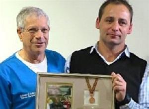 'Miracle Man' hands Comrades Marathon medal to trauma surgeon – Medical Brief Boffard