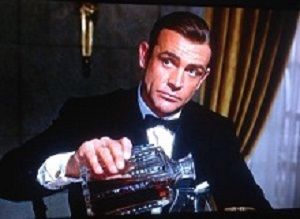 'Licence to Swill' leaves 007 needing medical care — Australian study