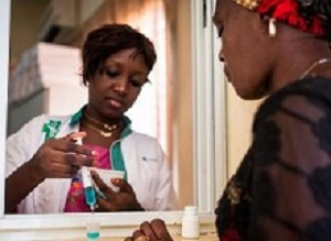 West Africa's first state-run rehab clinic lets addicts shoot up
