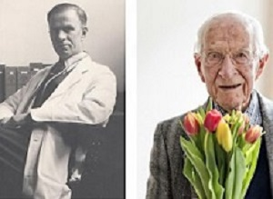 Allergist colleague of Alexander Fleming reflects on his career at 106