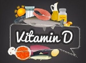 Use of vitamin D drops and kidney failure