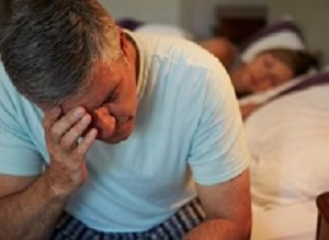 Disrupted sleep in 50s and 60s linked to increased risk of Alzheimer's