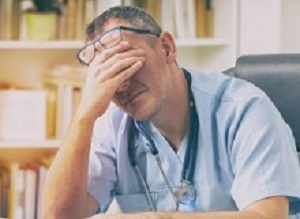 Close to a third of UK doctors may suffer from burnout