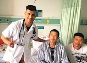 Young SA doctor remains in China to help fight COVID-19