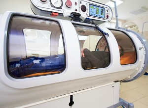 Hyperbaric oxygen: Clinical trial reverses 2 cellular processes linked to ageing