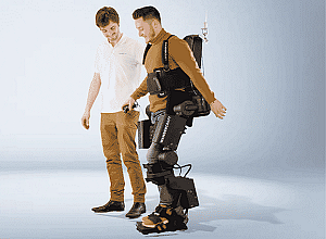 Exoskeletons to help disabled people to walk