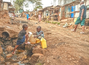 Sachet water consumption linked to cholera outbreak in the DRC