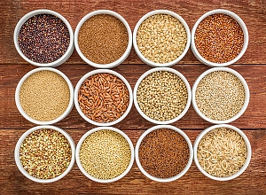 Whole grains linked to smaller increases in waist size, BP and blood sugar